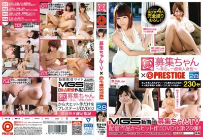 BCV-028 Wanted Chan TV × PRESTIGE PREMIUM 28